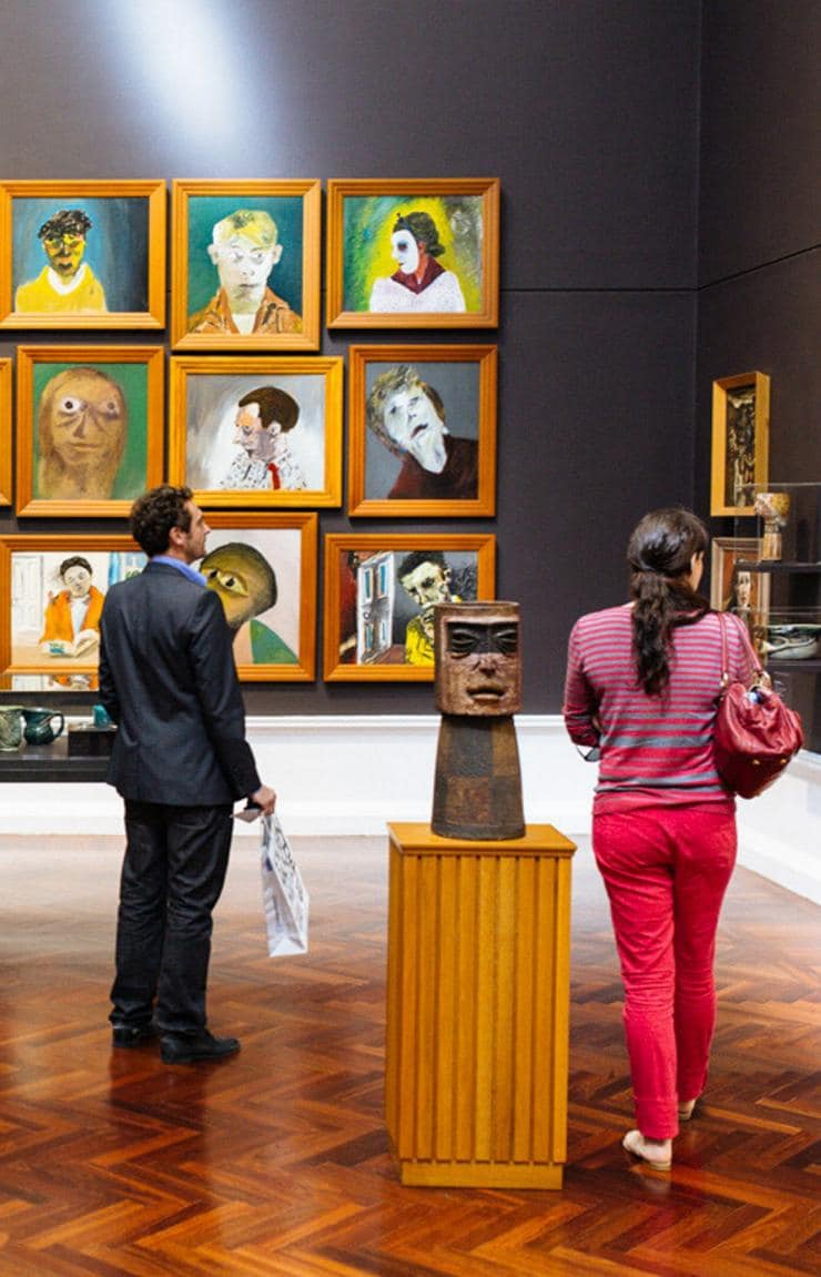 Art Gallery of South Australia, Adelaide, South Australia © South Australian Tourism Commission