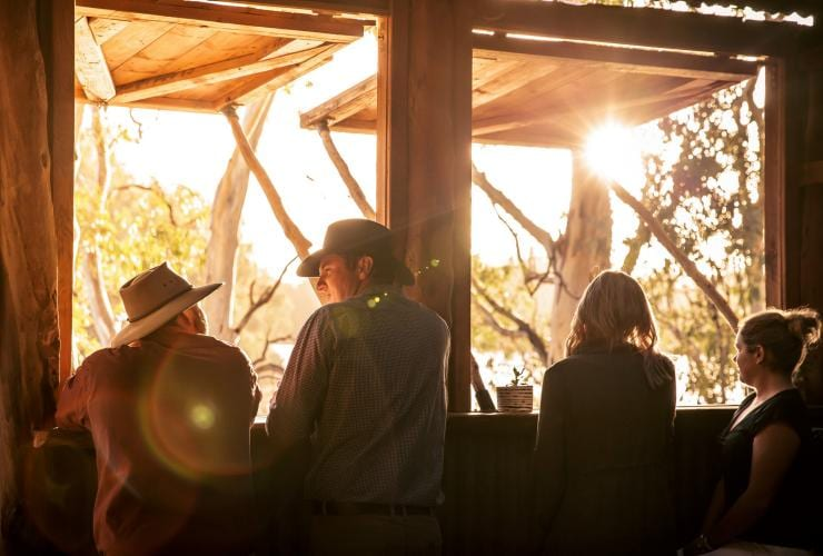 Wilkadene Woolshed Brewery, Renmark, SA © South Australian Tourism Commission
