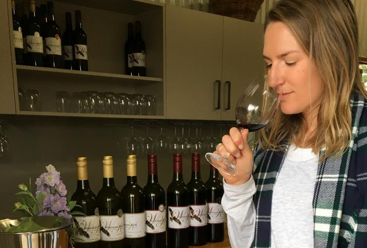 Whistling Kite Wines, Loxton, SA © Lauren Burdett, Whistling Kit Wines