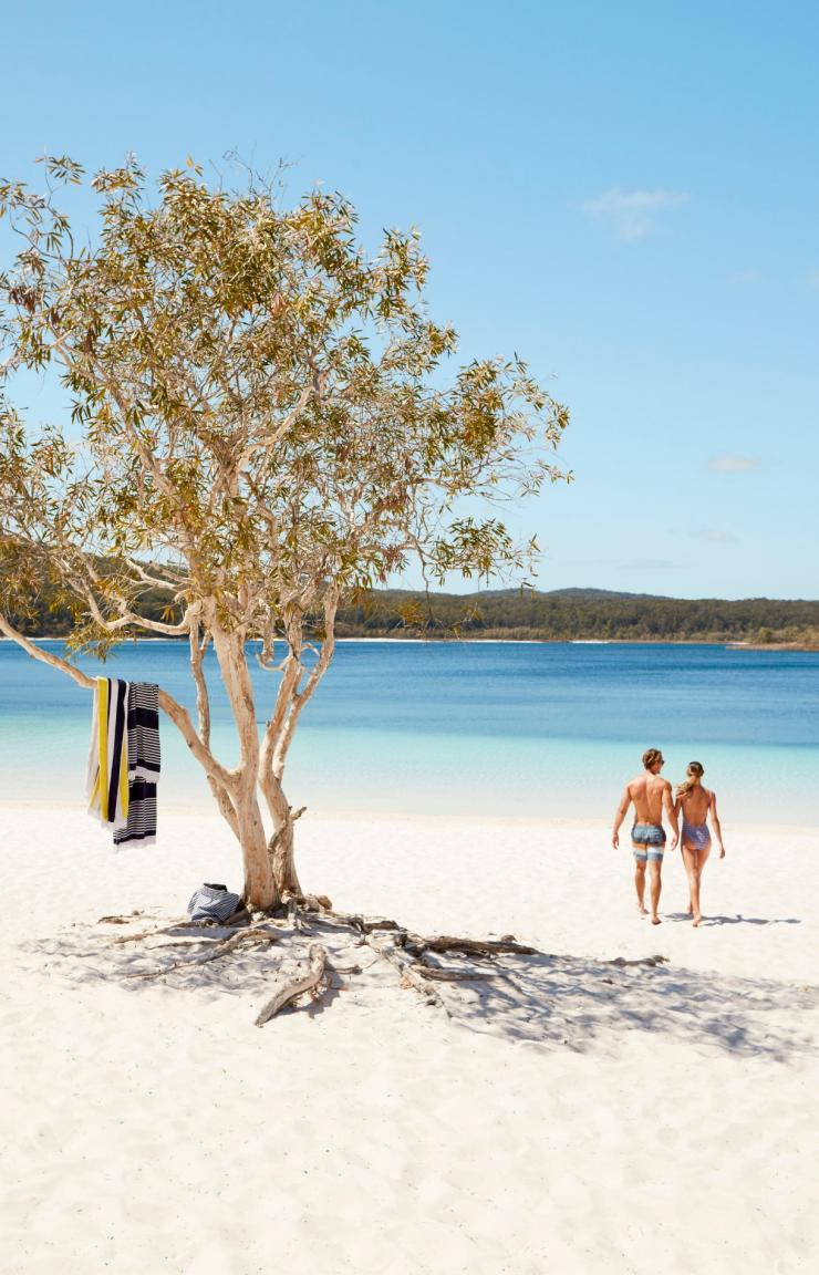 Indian Head, Fraser Island, QLD © Tourism & Events Queensland