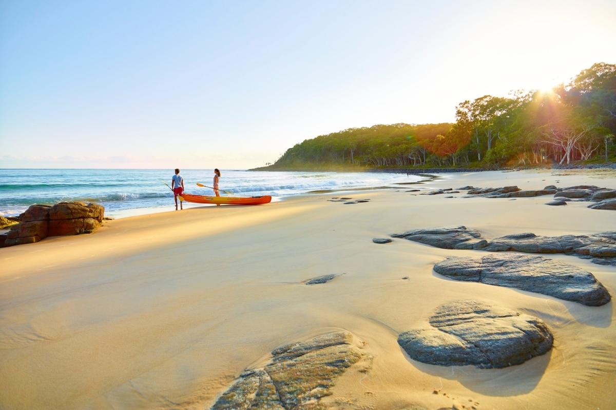 Guide to the Sunshine Coast - Tourism Australia