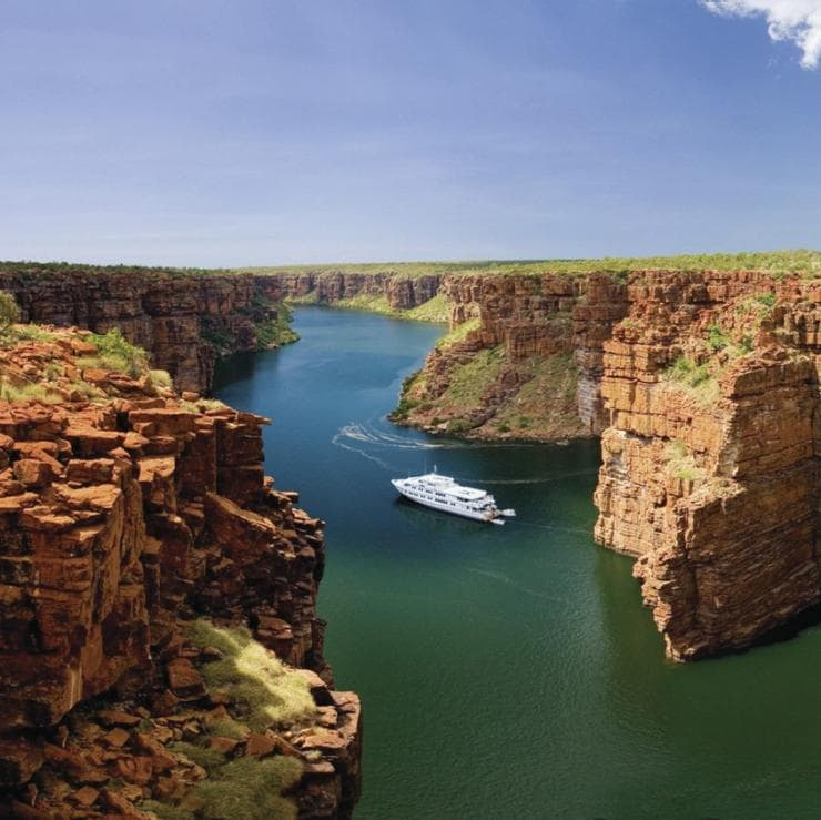 True North Adventure Cruises, The Kimberley, WA © True North Adventure Cruises