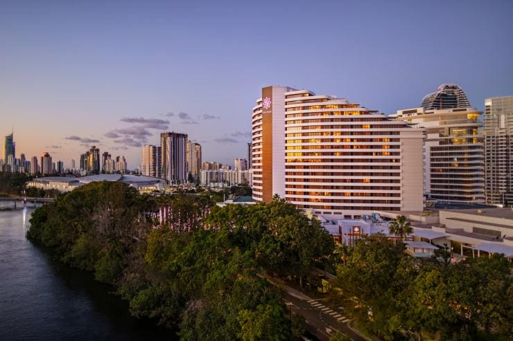 Sheraton Grand Mirage Resort, Gold Coast, QLD © Sheraton Grand Mirage Resort