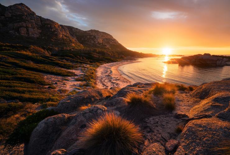 Mount Killiecrankie, Flinders Island, Tasmania © Tourism Australia