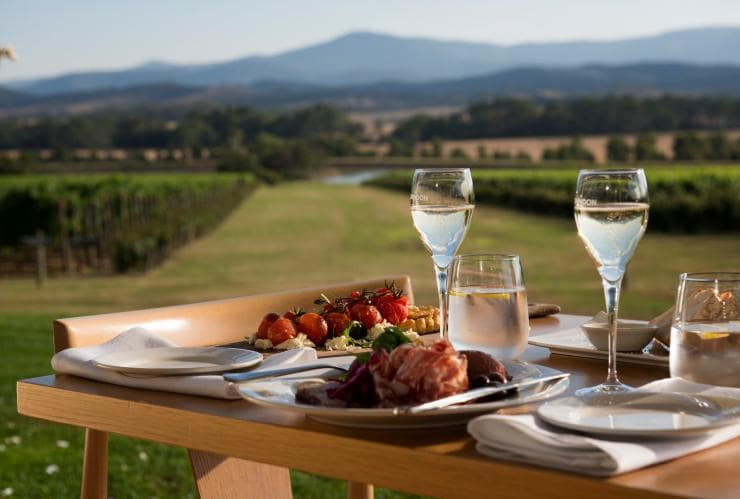 Domaine Chandon Winery, Yarra Valley, VIC © Adrian Brown, Tourism Australia