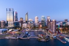 Perth city, Perth, WA. © Tourism Australia