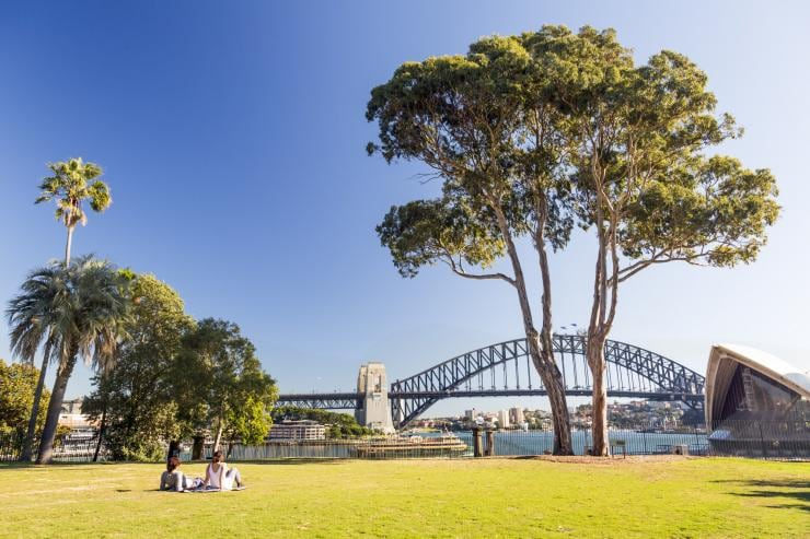 Royal Botanic Garden, Sydney, NSW © Steve Back, Destination New South Wales