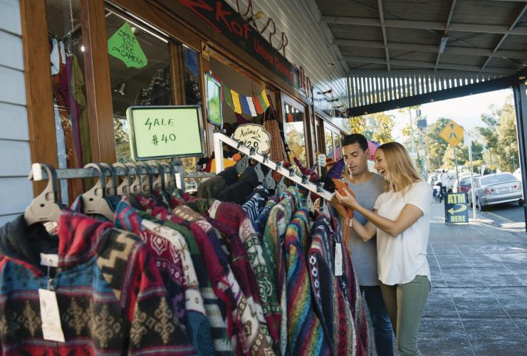 Nimbin Markets, Nimbin, NSW © Destination New South Wales