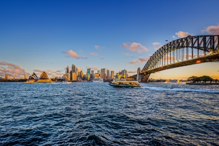 Sydney Harbour, Sydney, NSW © Destination New South Wales