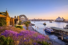 Sydney Harbour Bridge, Sydney, NSW. © Tourism Australia