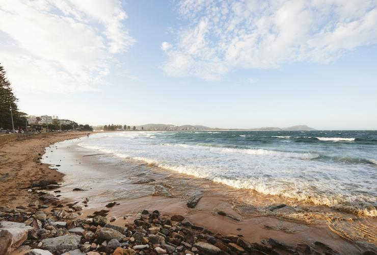Terrigal Beach, Central Coast, NSW © Destination New South Wales
