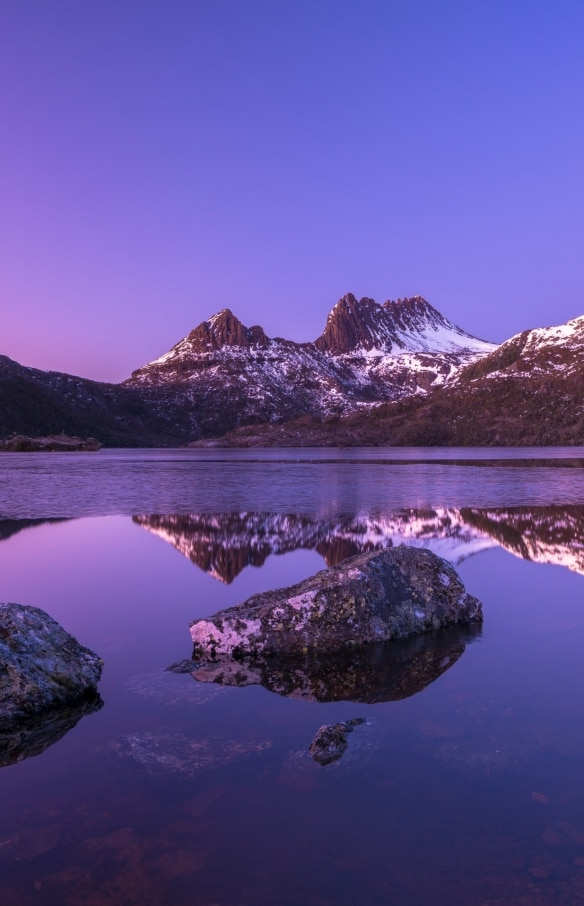 Cradle Mountain, Cradle Mountain-Lake St Clair National Park, TAS © Pierre Destribats