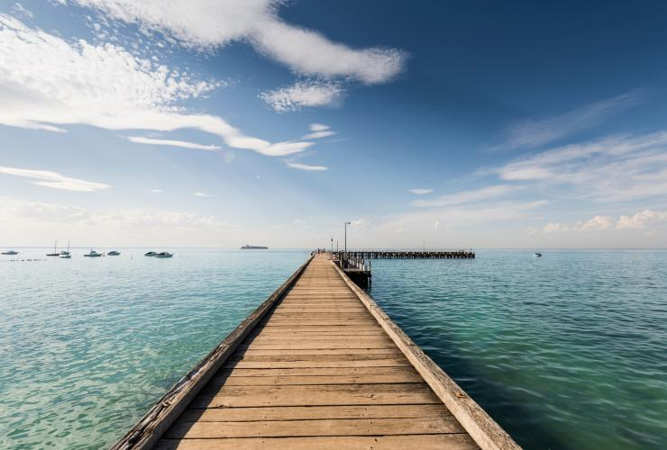 Portsea Pier, Mornington Peninsula, VIC © Visit Victoria