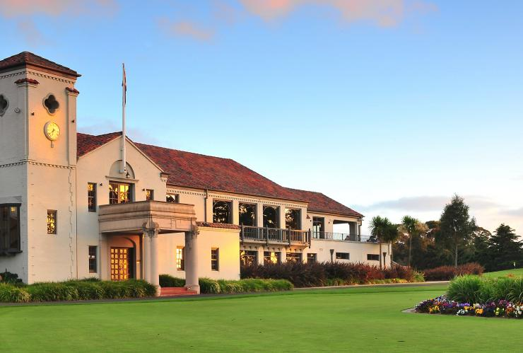 The Yarra Yarra Golf Club, Melbourne, VIC © Yarra Yarra Golf Club