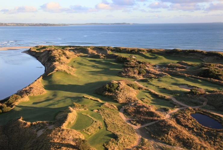 Barnbougle Lost Farm Golf Course, Bridport, TAS © Links Golf Tasmania
