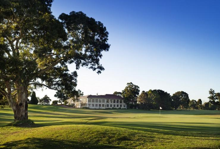 Commonwealth Golf Club, Melbourne, VIC © Commonwealth Golf Club
