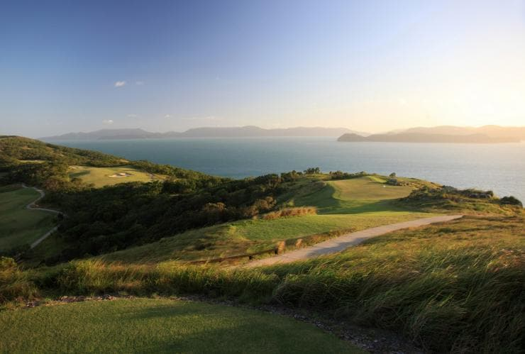 Hamilton Island Golf Club, Whitsundays, QLD © Hamilton Island Golf Club