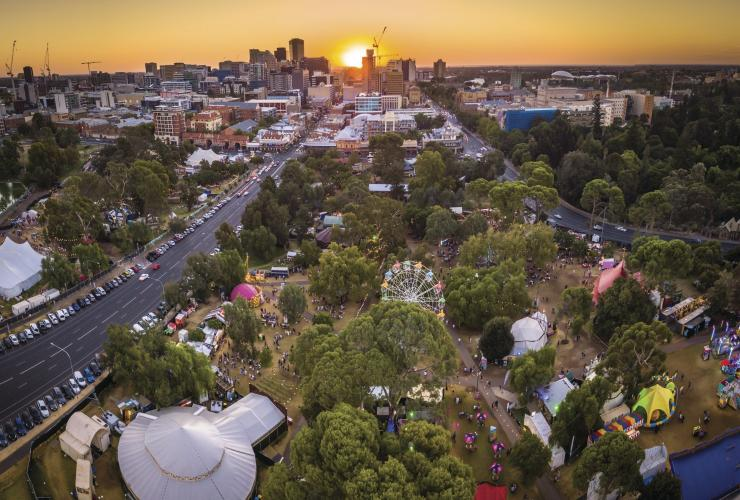 The Garden of Unearthly Delights, Adelaide Fringe, Adelaide, SA © Joshua Pathon