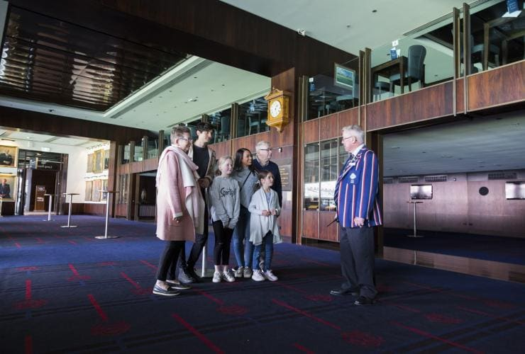 Melbourne Cricket Ground (MCG) Private Tour Experience, Melbourne, VIC © Melbourne Cricket Ground