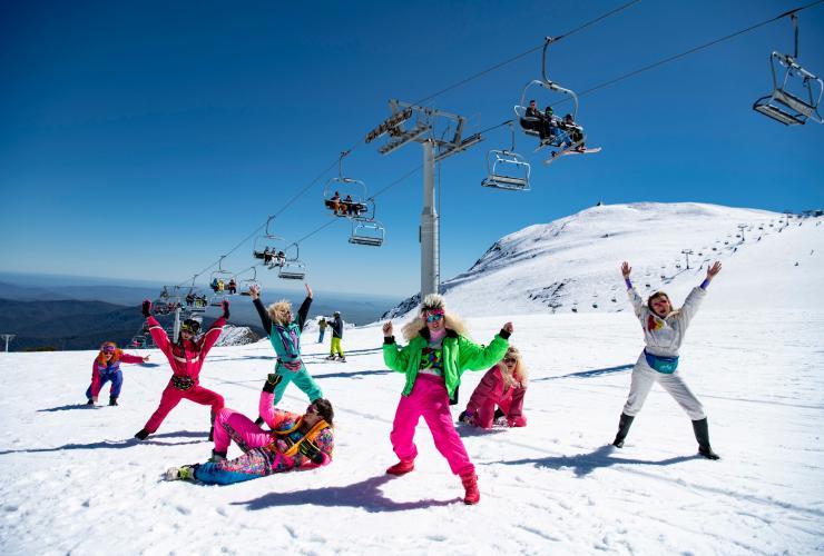 Mount Buller, VIC © Peter Dunphy