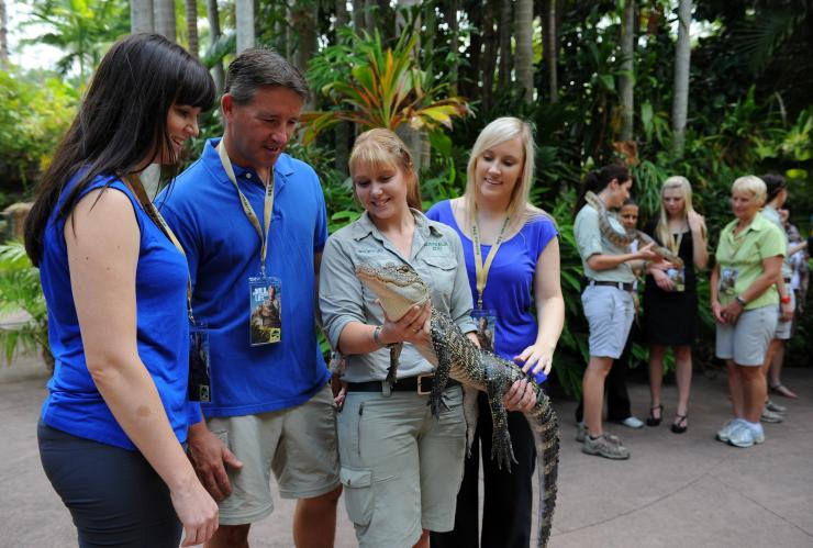 Australia Zoo, Sunshine Coast, QLD © Visit Sunshine Coast