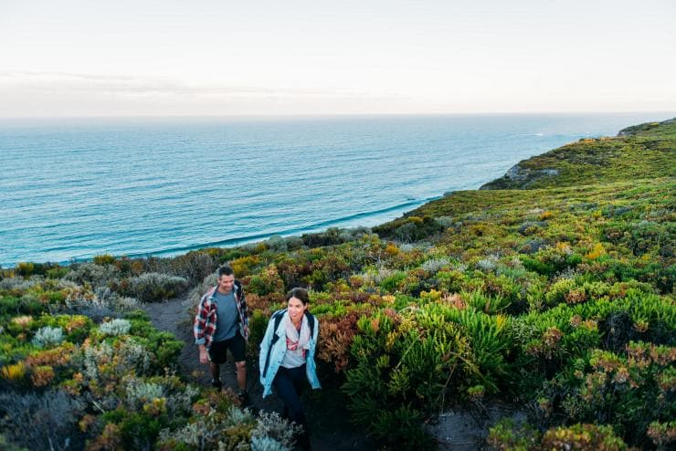 Margaret River Cape to Cape Walk, Margaret River, WA © Walk into Luxury