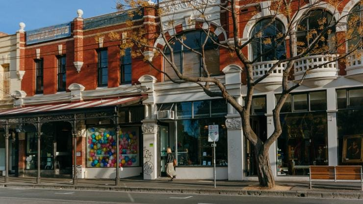 Brunswick Street, St Kilda, VIC © Josie Wither