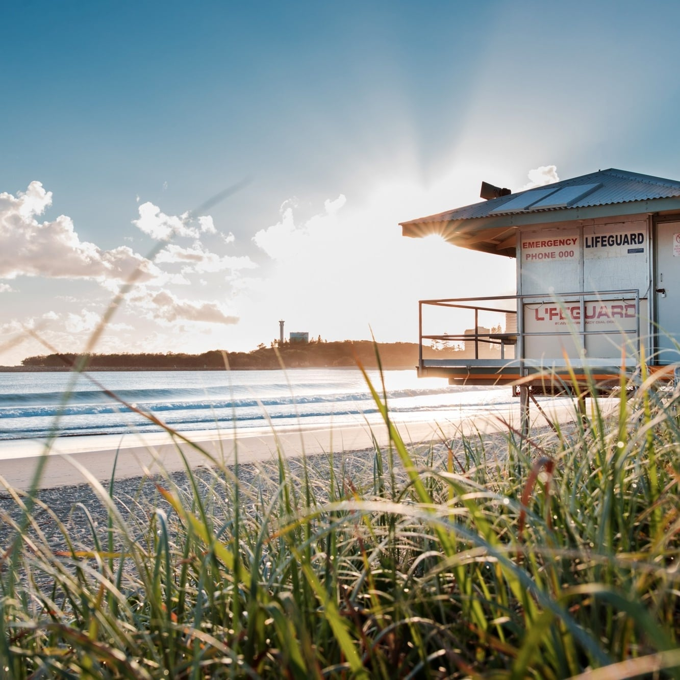 Mooloolaba Beach, QLD ©Tourism and Events Queensland