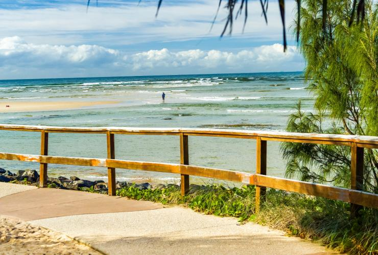 Caloundra Coastal Walk, Caloundra, QLD © Tourism and Events Queensland