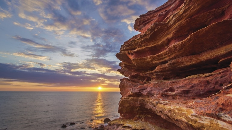 Sunset at Gantheaume Point, Broome, WA © Tourism Australia