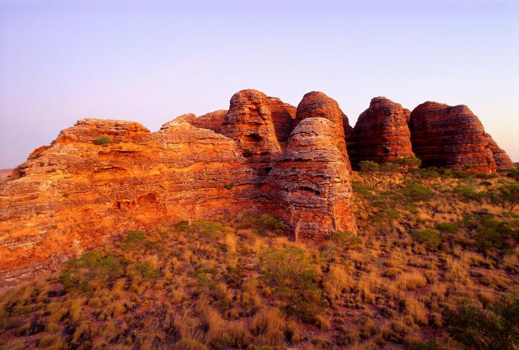 The Bungle Bungles from above © Tourism Western Australia