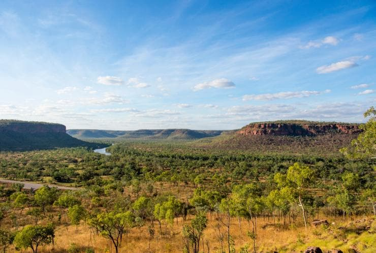 Panoramic view of Judbarra National Park © Tourism NT/Shaana McNaught