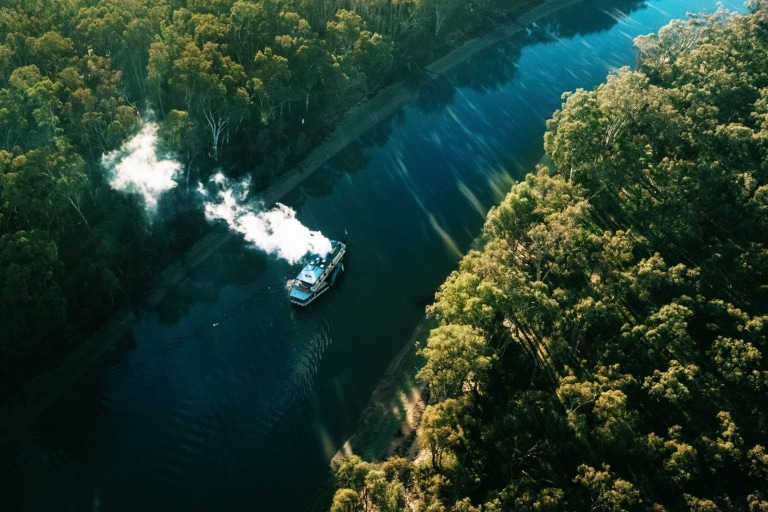 4 Days On The Murray River Food Trail Tourism Australia