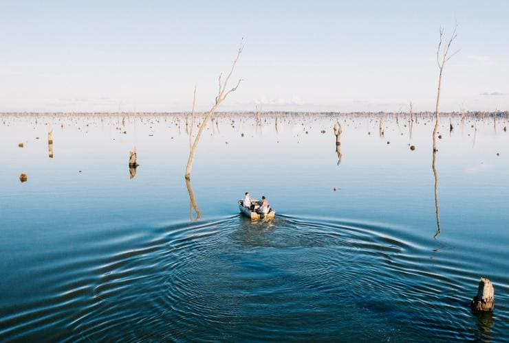 Lake Mulwala, Mulwala, NSW © Destination NSW