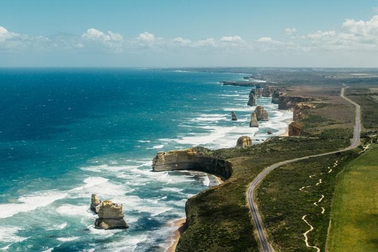 12 Apostles, Great Ocean Road, VIC © Visit Victoria