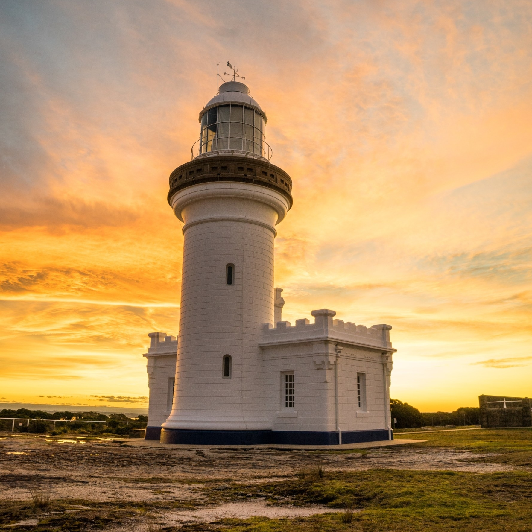 Point Perpendicular Lighthouse, Jervis Bay, NSW © Dee Kramer