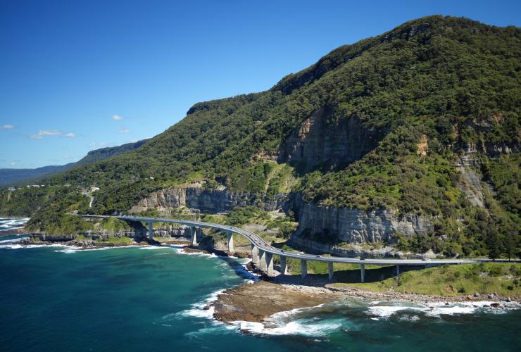Sea Cliff Bridge, South Coast, NSW © Dee Kramer