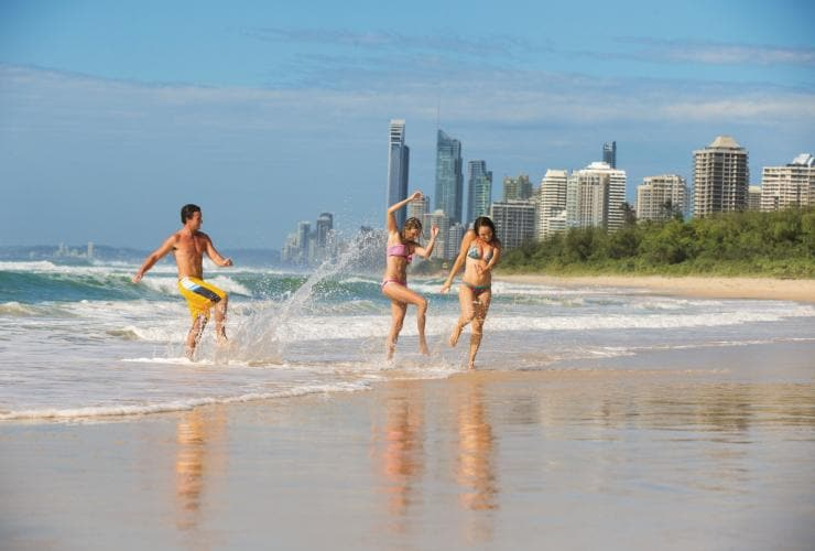 Surfers Paradise, Gold Coast, QLD © Gold Coast Tourism