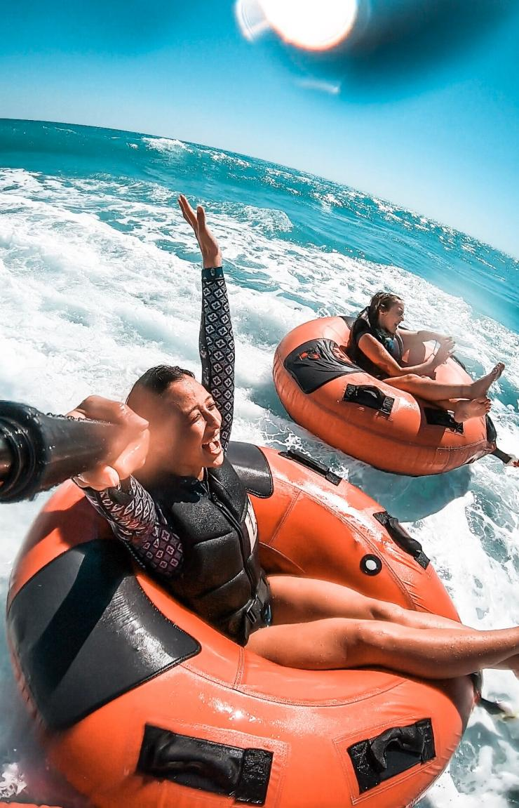 Watersports in Broome, WA © GoPro and Tourism Australia