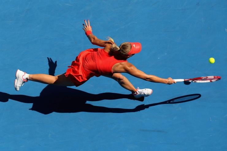 The Australian Open, Melbourne, VIC © Tennis Australia
