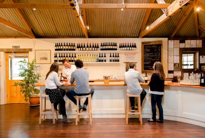 Pindarie Wines, Barossa Valley, SA © Sven Kovan, South Australian Tourism Commission