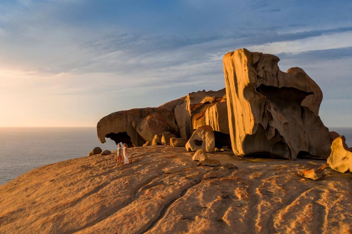 Guide to kangaroo island south australia tourism australia - Australia tourism bureau ...