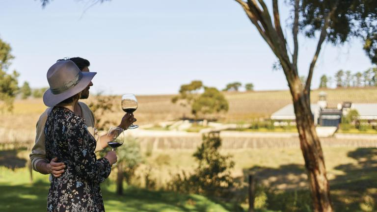 Beresford Estate, McLaren Vale, Fleurieu Peninsula, SA © Ian Routledge, South Australian Tourism Commission