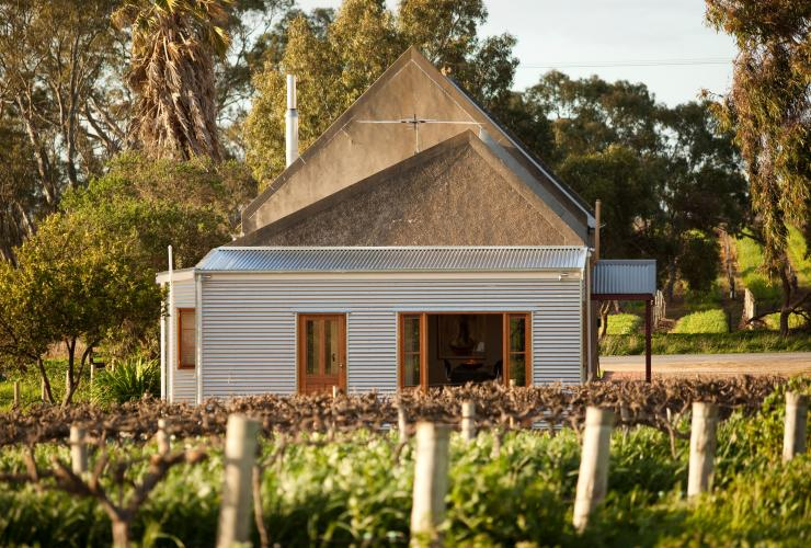 The Kirche, Charles Melton Wines, Barossa Valley, SA © Charles Melton Wines