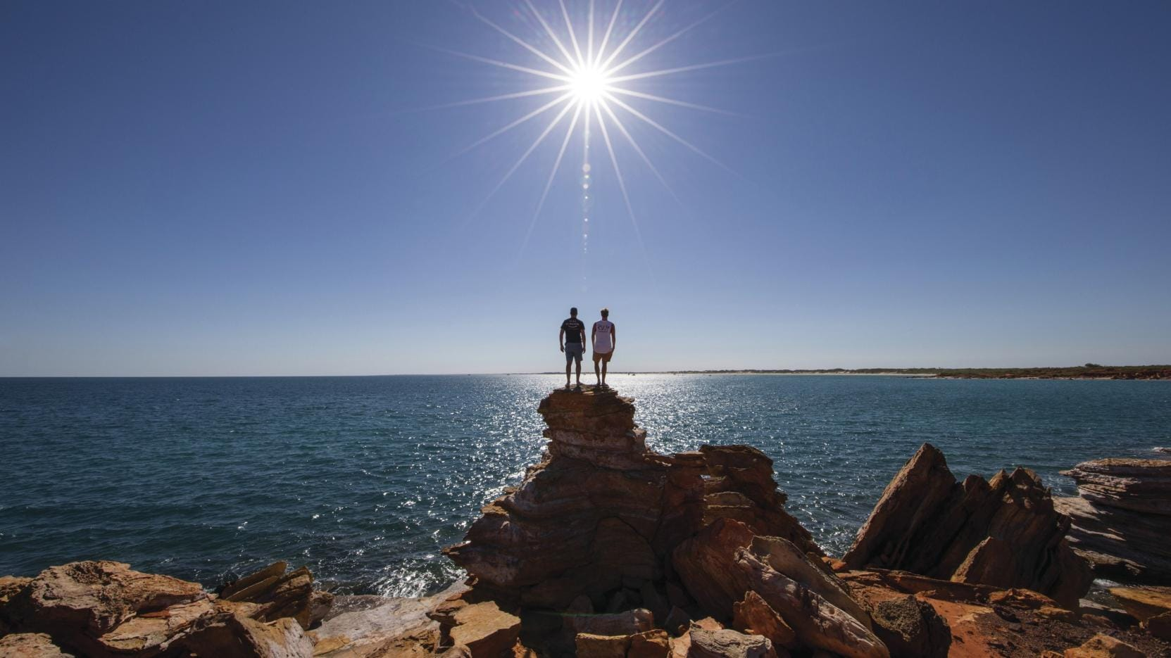 Kooljaman at Cape Levecque, Dampier Peninsula, Broome, WA © Tourism Australia