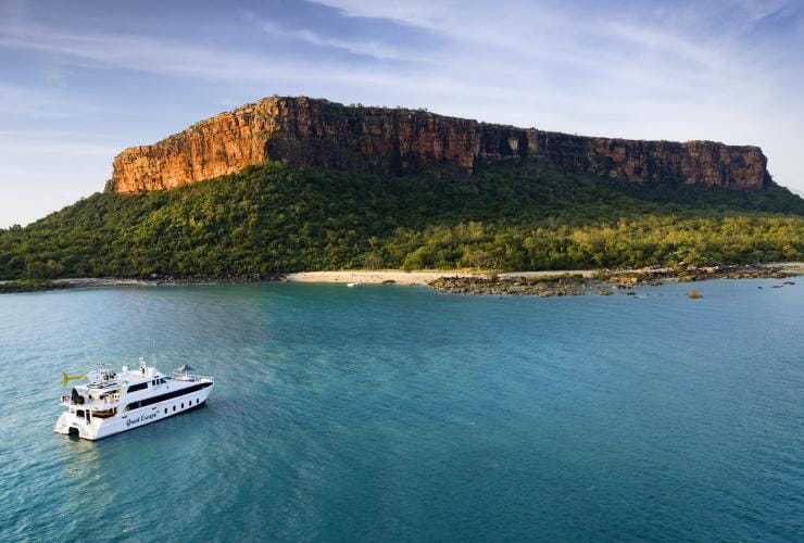 Great Escape Charter Company, Kimberley, WA © The Great Escape Charter Company