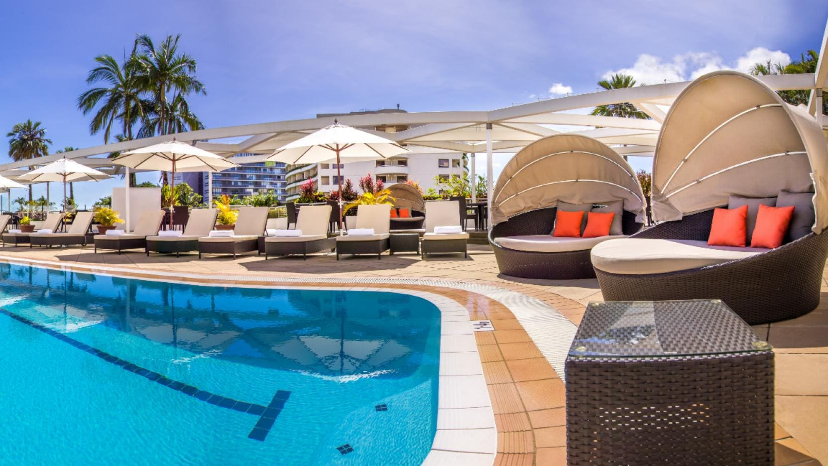 Pullman Reef Hotel and Casino, Cairns, QLD. © Pullman Hotels & Resorts