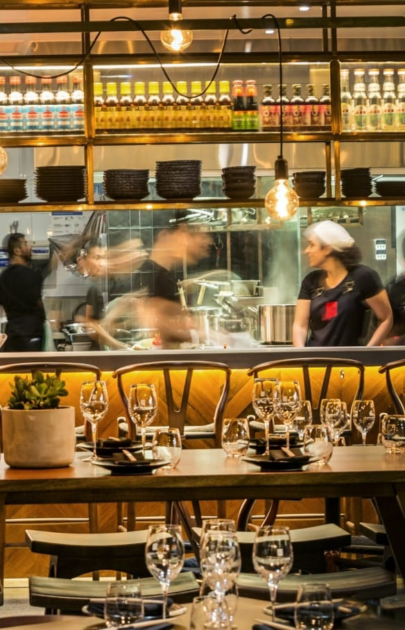 Mamasan Kitchen & Bar, Broadbeach, Gold Coast, Queensland © Michael Greves