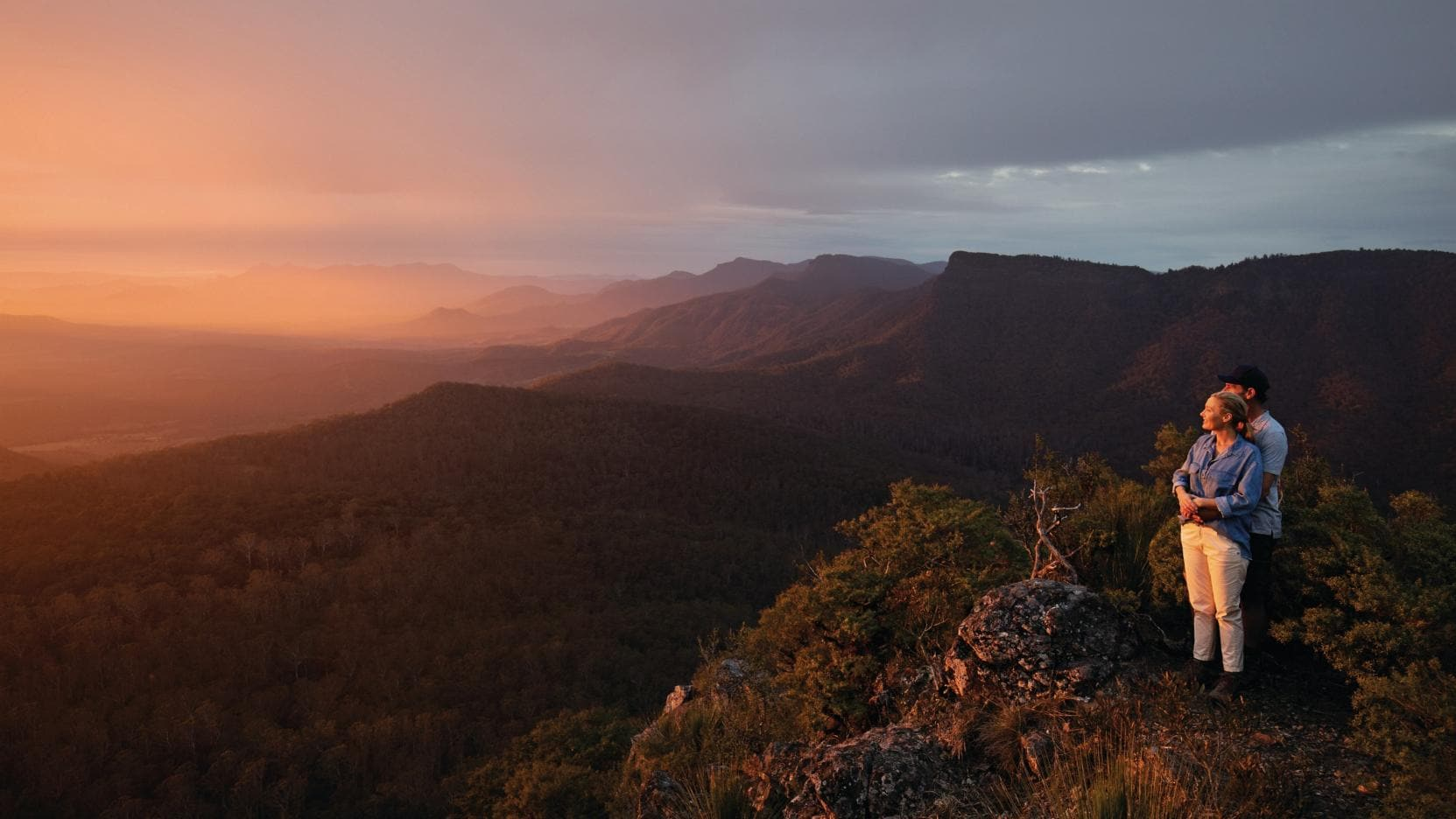 Scenic Rim, QLD. © Tourism & Events Queensland