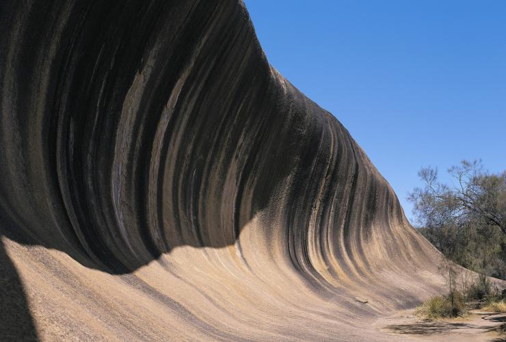 Wave Rock, Hyden Wildlife Park, WA © Tourism Australia